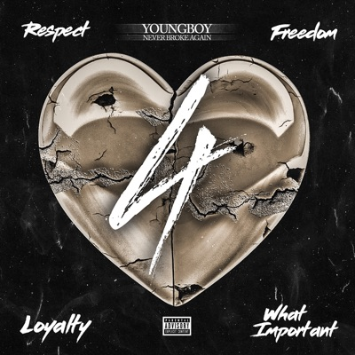 I Am Who They Say I Am (feat. Kevin Gates and Quando Rondo)-4Respect 4Freedom 4Loyalty 4WhatImportant - YoungBoy Never Broke Again mp3 download