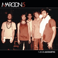 1.22.03 Acoustic (Live) - EP - Maroon 5 mp3 download