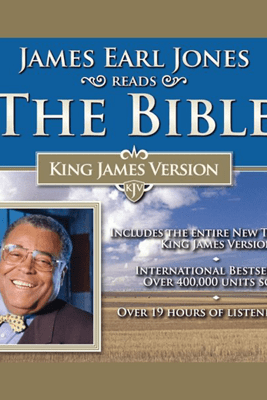James Earl Jones Reads the Bible: King James Version - Topics Entertainment