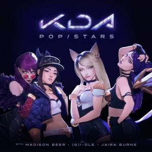 POP/STARS (feat. Jaira Burns) - POP/STARS (feat. Jaira Burns) mp3 download