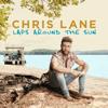 Chris Lane - Laps Around the Sun  artwork