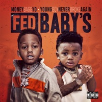 Fed Baby's - Moneybagg Yo & YoungBoy Never Broke Again mp3 download
