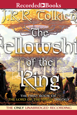 The Fellowship of the Ring: Book One in the Lord of the Rings Trilogy - J.R.R. Tolkien
