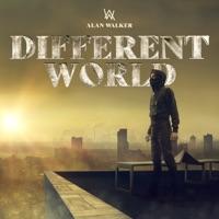 Different World (feat. CORSAK) - Single - Alan Walker, K-391 & Sofia Carson