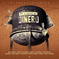 Me Llueven (Extended Version) [feat. El Poeta Callejero, Mark B, Almighty, Denyerkin, Quimico Ultra Mega, El Fother, Bryant Myers, Noriel & Kevin Roldan] - Single - Bad Bunny mp3 download