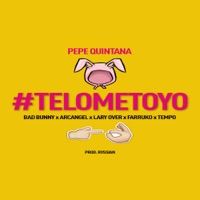 Te Lo Meto Yo (feat. Bad Bunny, Lary Over, Farruko, Arcangel & Tempo) - Single - Pepe Quintana mp3 download