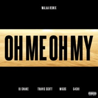 Oh Me Oh My (feat. Travis Scott, Migos & G4shi) [Malaa Remix] - Single - DJ Snake mp3 download