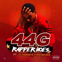 Rapper Hoes (feat. 21 Savage & Yung Booke) - Single - 4-4 G mp3 download