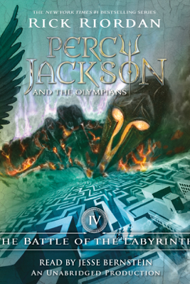 The Battle of the Labyrinth: Percy Jackson and the Olympians, Book 4 (Unabridged) - Rick Riordan