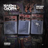 Brand New Choppa (feat. NLE Choppa) - Single - MON3Y MARIO mp3 download