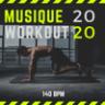 Edouard Muscu - Musique workout 2020 - Motivation pour sport et fitness, 140 BPM