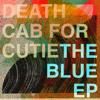 Death Cab for Cutie - The Blue - EP  artwork