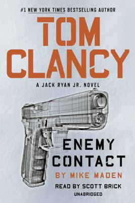 Tom Clancy Enemy Contact (Unabridged) - Mike Maden