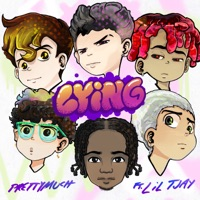 Lying (feat. Lil Tjay) - Single - PRETTYMUCH mp3 download