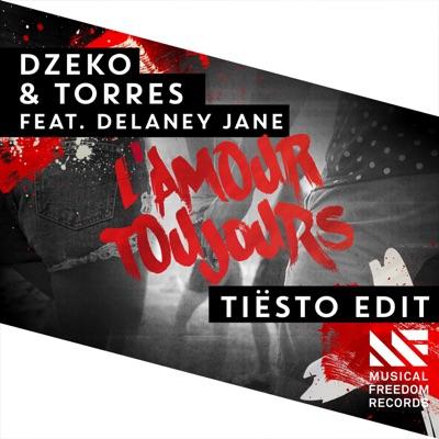 L'amour Toujours (Tiësto Edit) - Dzeko & Torres Feat. Delaney Jane mp3 download