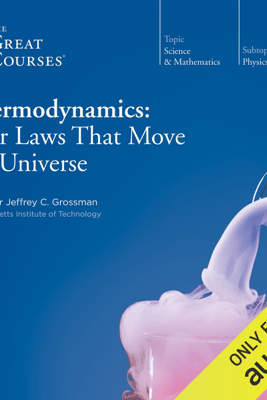 Thermodynamics: Four Laws That Move the Universe (Original Recording) - Jeffrey C. Grossman & The Great Courses
