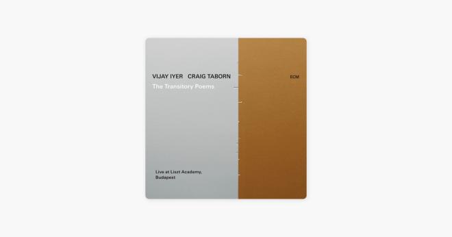 Картинки по запросу Vijay Iyer & Craig Taborn - The Transitory Poems