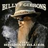 Billy F Gibbons - The Big Bad Blues  artwork