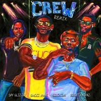 Crew (Remix) [feat. Gucci Mane, Brent Faiyaz & Shy Glizzy] - Single - GoldLink mp3 download