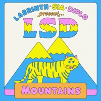 Mountains (feat. Sia, Diplo & Labrinth) - Single - LSD