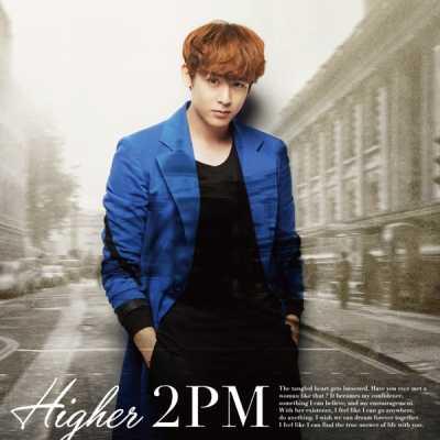 2PM - HIGHER (Nichkhun盤) - EP