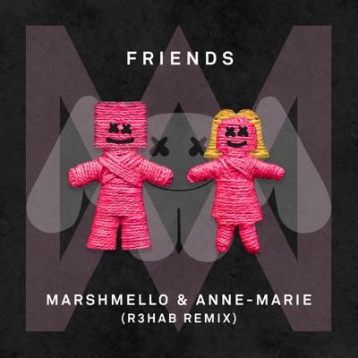 Friends (R3hab Remix) - Marshmello & Anne-Marie mp3 download