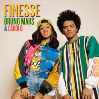 Finesse (Remix) [feat. Cardi B] - Single - Bruno Mars mp3 download