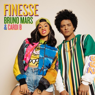 -Finesse (Remix) [feat. Cardi B] - Single - Bruno Mars mp3 download
