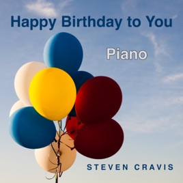 Happy Birthday to You (Piano) cover photography, of balloons and sky, by Andreas Weiland
