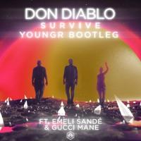 Survive (feat. Emeli Sandé & Gucci Mane) [Youngr Bootleg] - Single - Don Diablo mp3 download