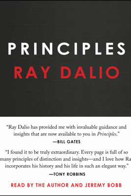 Principles (Unabridged) - Ray Dalio
