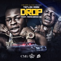 Drop (feat. Moneybagg Yo) [Remastered] - Single - Teflon Mark mp3 download