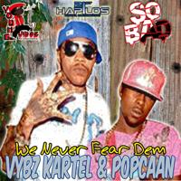 We Never Fear Dem Vybz Kartel & Popcaan