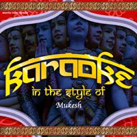 Jaane Kahan Gaye Woh Din (Karaoke Version) Ameritz Indian Karaoke MP3