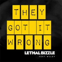 They Got It Wrong (feat. Wiley) - EP - Lethal Bizzle mp3 download