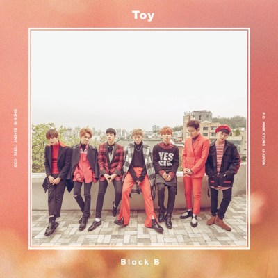 Block B - Toy(Japanese Version) (通常盤) - Single