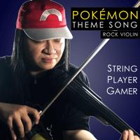 Pokémon Theme Song (Rock Violin) String Player Gamer