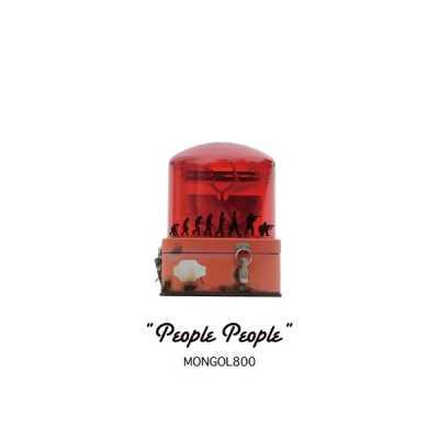 MONGOL800 - People People