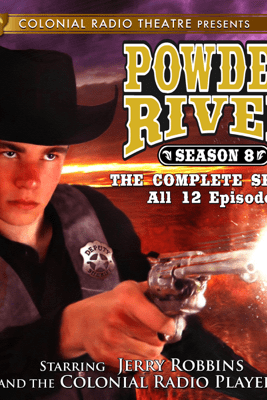 Powder River: The Complete Eighth Season - Jerry Robbins