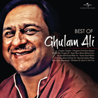 Chupke Chupke (Live In India / 1982) Ghulam Ali