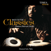 Carnatic Tabla Taal - Adi Taal Bikram Ghosh & Sarvar Hussain