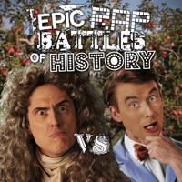 Sir Isaac Newton vs Bill Nye Epic Rap Battles of History