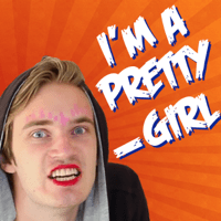 I'm a Pretty Girl Pewdiepie & The Gregory Brothers MP3