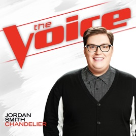 Chandelier The Voice Performance Single