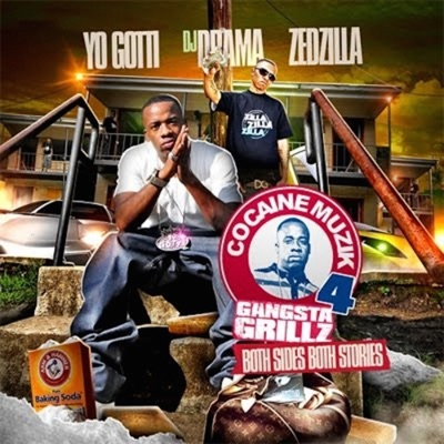 -Cocaine Muzik 4: Gangsta Grillz - Yo Gotti & Zedzilla mp3 download