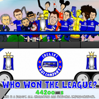 Who won the league? Chelksi! Chelski! 442oons MP3