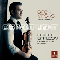 Violin Concerto in E Major, BWV 1042: I. Allegro Chamber Orchestra of Europe, Céline Frisch & Renaud Capuçon