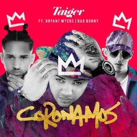 Coronamos (feat. Bryant Myers & Bad Bunny) [Remix] - Single - El Taiger mp3 download