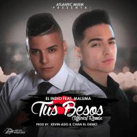 Tus Besos (Remix) [feat. Maluma] El Indio MP3