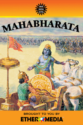 Mahabharata - The Complete Collection - Amar Chitra Katha